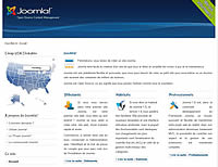 Joomla map