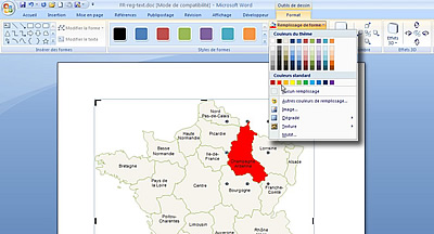 Cr er et modifier une carte avec excel word ou open office - Telecharger open office ancienne version ...