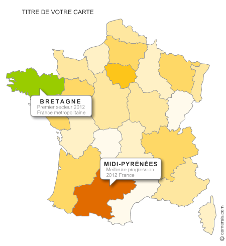 carte de france utilisable